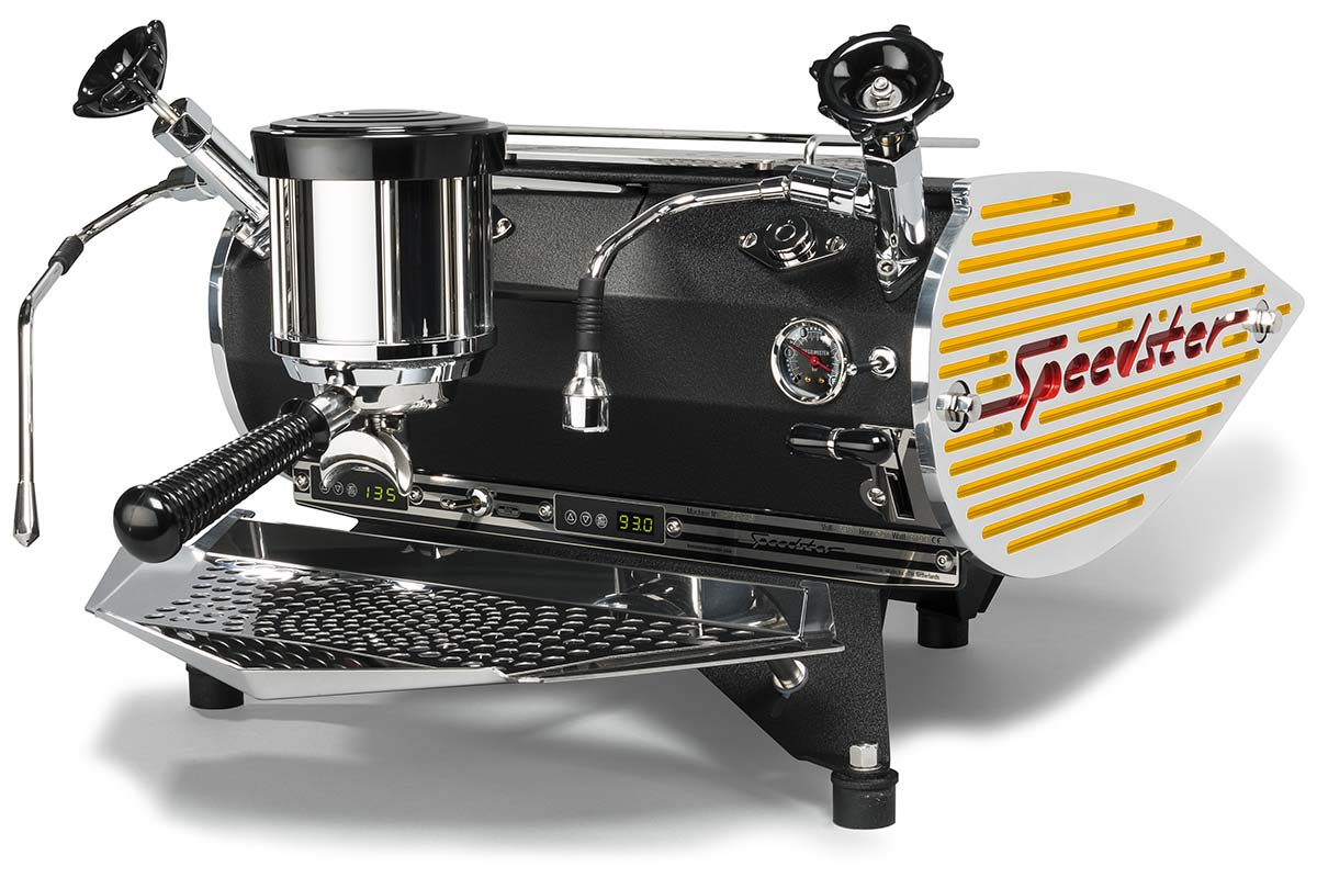 Home Use Coffee Machine Speedster