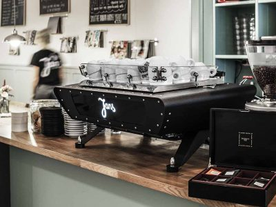 Professional Espresso Machine Spirit Custom