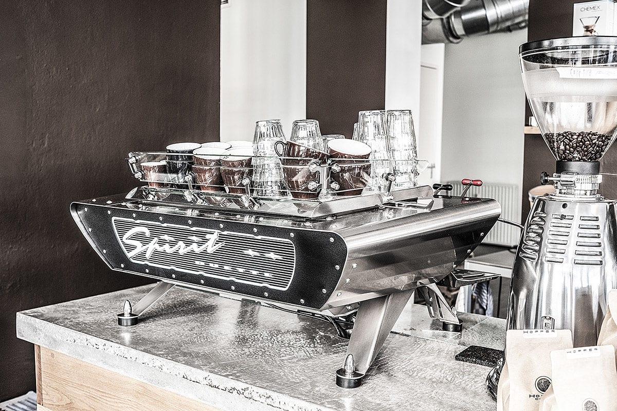 espressomaschinen test 2017