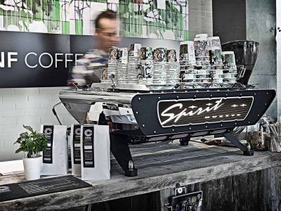 2 Group Coffee Machine Spirit