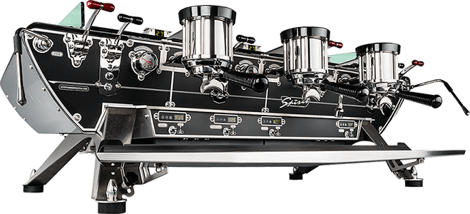 Multi Boiler Espresso Machine Spirit