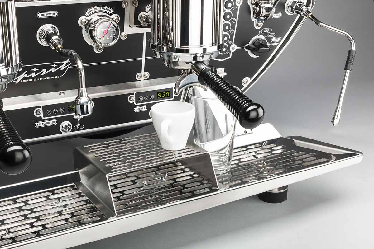 Commercial Espresso Machine Spirit