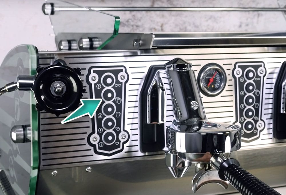 Service Video Espresso Machine Mirage