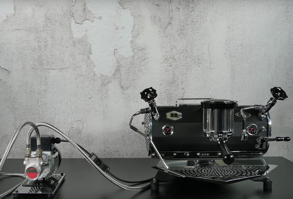 Home Espresso Machine Speedster Service Video