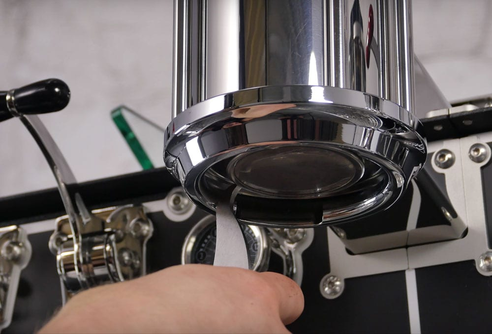 Professional Espresso Machine Service Video