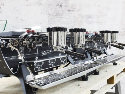Commercial Espresso Machine 4 Group