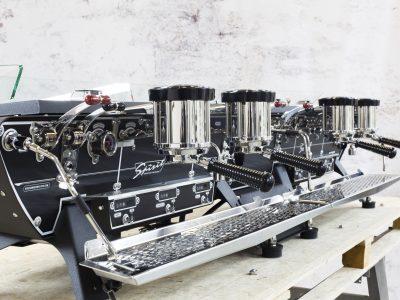Commercial Espresso Machine 4 Group