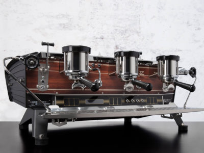 Professional Espresso Machine Multi Boiler