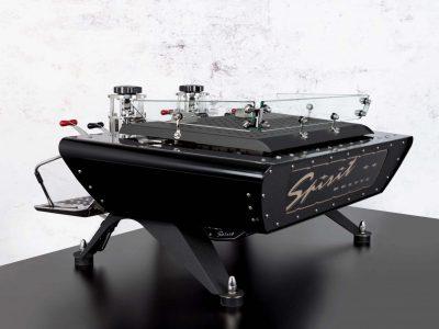 Professional Espresso Machine Spirit Black
