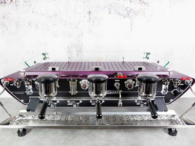 Professional Espresso Machine Spirit Purple