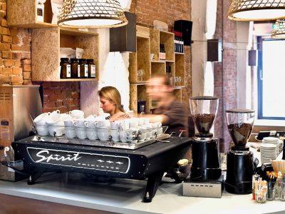 Coffee Machine Spirit