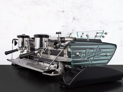 Commercial Espresso Machine Slim Jim Custom