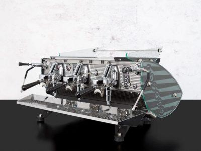 Three Group Professional Espresso Machine Mirage