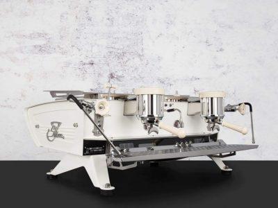 Two Group Espresso Machine Slim Jim